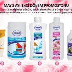 Ersağ 2017 Mayıs ayı 1. dönem promosyon ürünleri