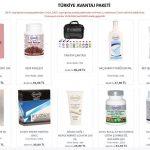 Ersağ Ağustos Avantaj Paketi Ürünleri