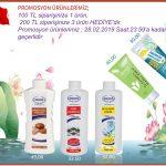 Ersağ 2019 Şubat ayı promosyon ürünleri