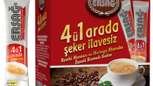 Ersağ 4 ü 1 Arada Kahve