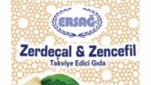 Ersağ Zerdeçal Zencefil